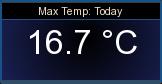 Max lämpötile